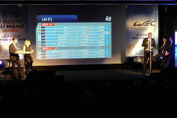 Presentation of the Le Mans invitees