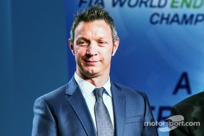 Conferencia de prensa de las 24 horas de Le Mans