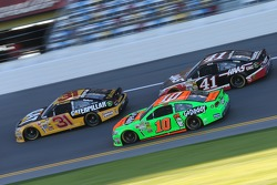 Ryan Newman, Richard Childress Racing Chevrolet ve Danica Patrick, Stewart-Haas Racing Chevrolet