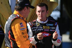 Austin Dillon, Richard Childress Racing Chevrolet and Ryan Newman, Richard Childress Racing Chevrolet