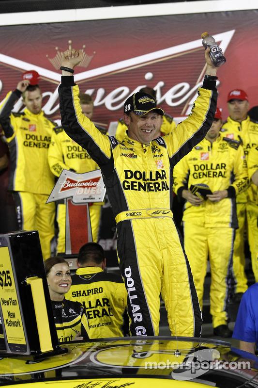 Vencedor da corrida Matt Kenseth, Joe Gibbs Racing Toyota