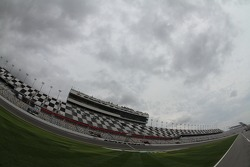 Dark skies over Daytona