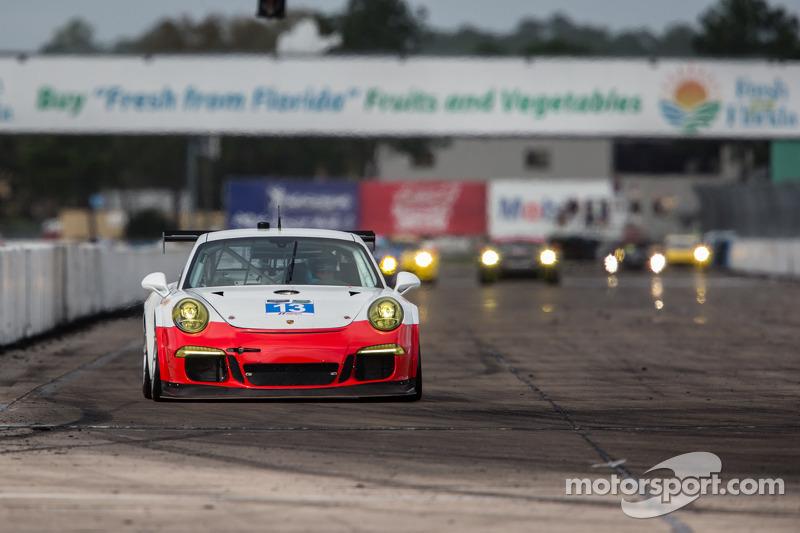 #13 Rum Bum Racing / Snow Racing 保时捷 911 GT America: 麦迪逊·斯诺, 扬·埃朗, 马特·普拉姆