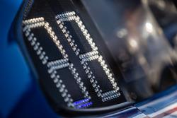#33 Riley Motorsports SRT Viper GT3-R electronic number