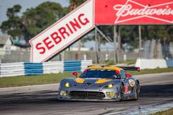 #93 SRT Motorsports SRT Viper GTS-R: Jonathan Bomarito, Marc Goossens, Jeroen Bleekemolen
