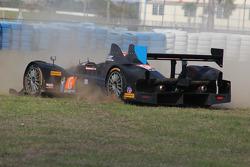 #87 BAR1 Motorsports ORECA FLM09: Gaston Kearby, Bruce Hamilton, Moses Smith