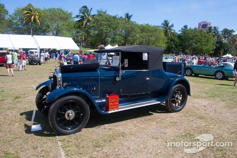 1925 Alvis SC 12/50 Roadster