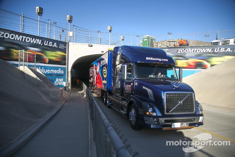 Tır: BK Racing