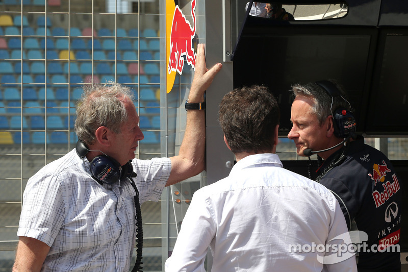 Dr Helmut Marko, Red Bull Racing, Sporting Director