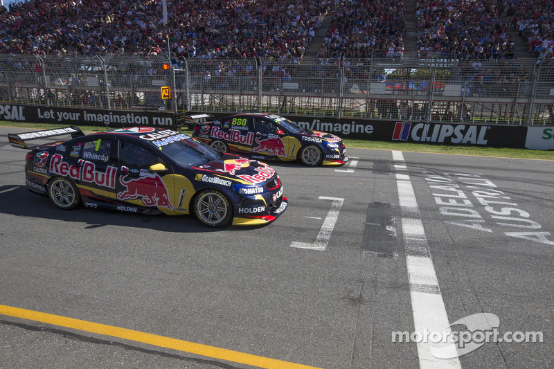 Jamie Whincup, Red Bull Holden