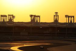 Жюль Бьянки. Февральские тесты в Бахрейне II, Суббота.