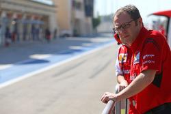 Stefano Domenicali, director de Ferrari