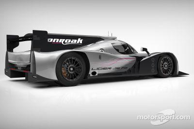 Présentation de la Onroak Automotive Ligier JS P2