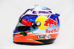 Casque de Daniel Ricciardo, Red Bull Racing