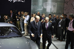Harald J. Wester, Maserati CEO