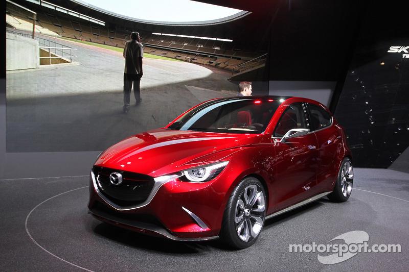 Mazda Hazumi Concept at Geneva International Auto Show
