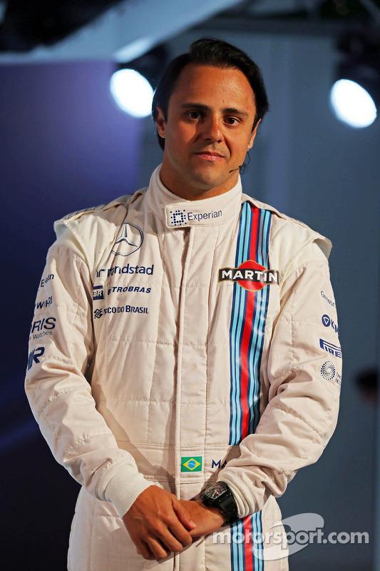 Felipe Massa, Williams Martini F1 Takımı