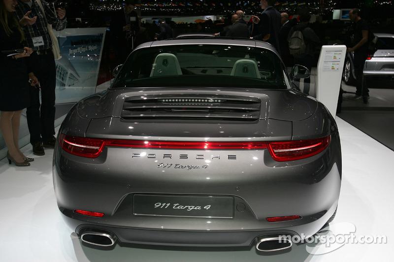 Porsche 911 Targa4
