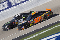 Kyle Busch ve Jamie Dick