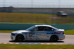 #68 TLM USA BMW M3: David Tuaty