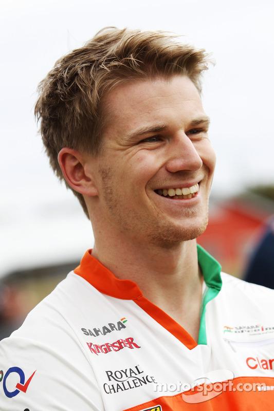 Nico Hülkenberg, Sahara Force India F1