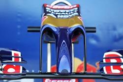 Frontflügel: Scuderia Toro Rosso STR9