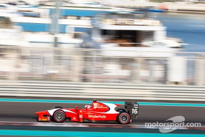Test à Abu Dhabi en mars