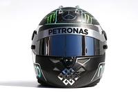 头盔:尼克·罗斯伯格, 梅赛德斯AMG F1车队