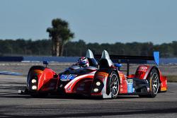 #38 Performance Tech Motorsports ORECA FLM09 雪佛兰: 查理·希尔斯