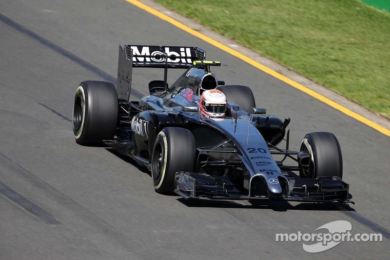 5. Кевин Магнуссен – второе место на Гран При Австралии 2014 года