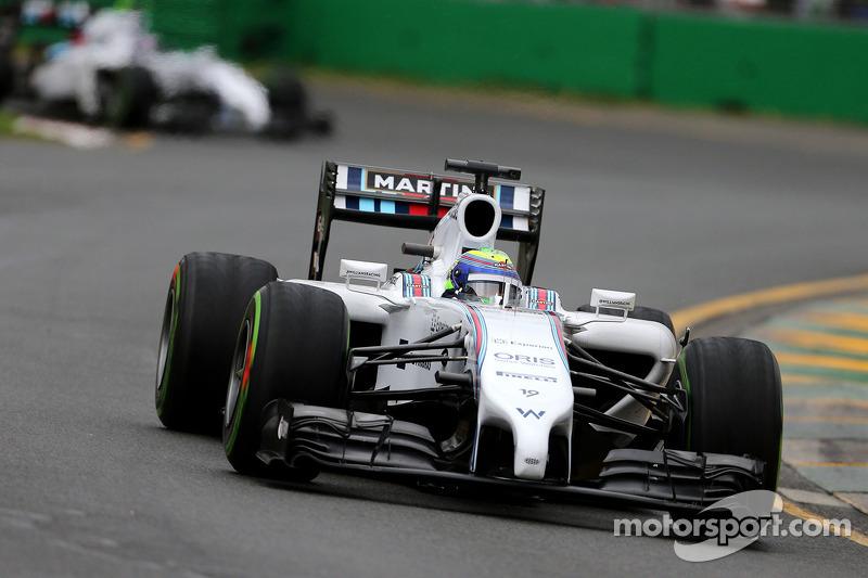 Felipe Massa, Williams F1 Team