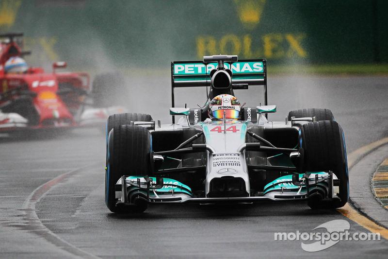 Гран Прі Австралії 2014, Mercedes F1 W05 Hybrid