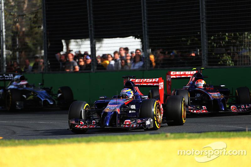 Jean-Eric Vergne, Scuderia Toro Rosso 16