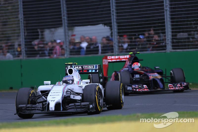 Valtteri Bottas, Williams F1 Team  16