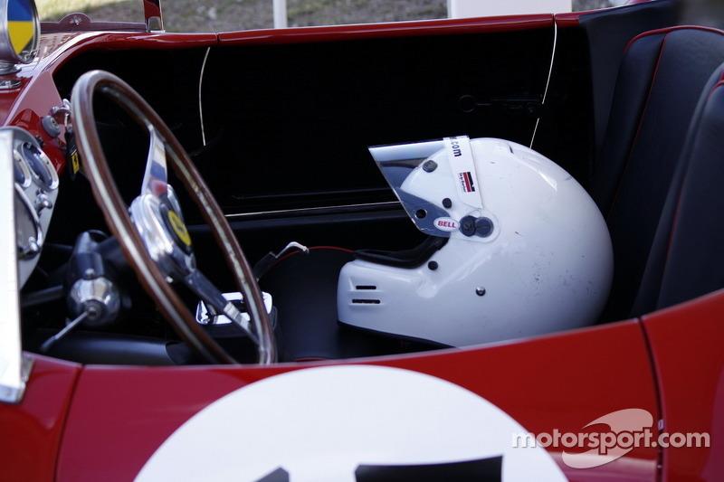 HoF Yardım Turları: Ferrari 250 Testa Rossa detayı