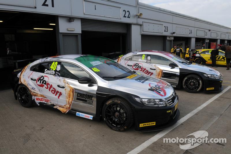 Chrome Edition Restart Racing