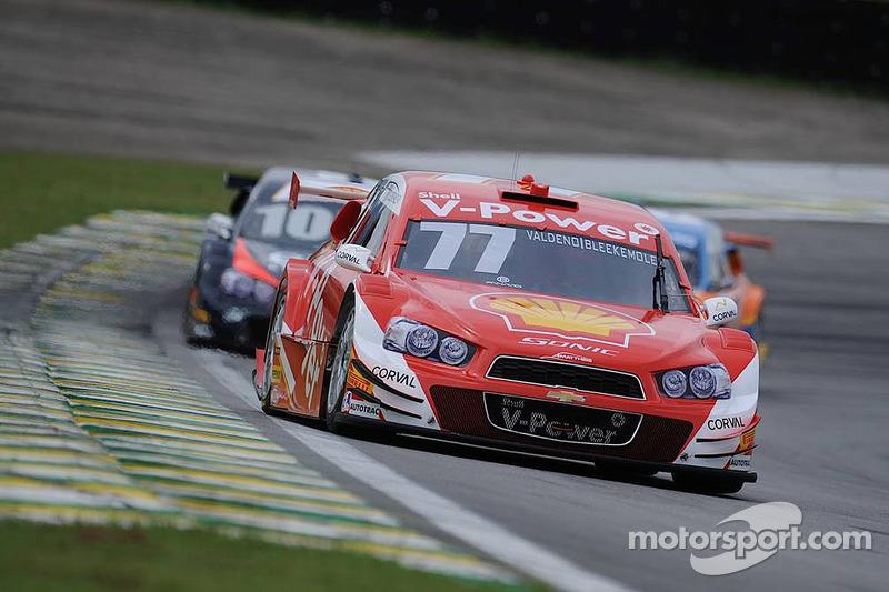 Valdeno Brito e Jeroen Bleekemolen, Shell Racing Chevrolet