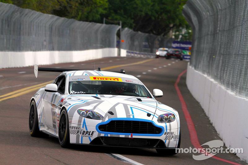 #02 TRG-AMR 阿斯顿马丁 GT4: 德鲁·雷吉茨