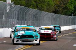 #75 Always Evolving Racing 福特 野马: 埃里克·戴维斯