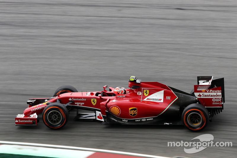 Kimi Räikkönen (FIN), Scuderia Ferrari