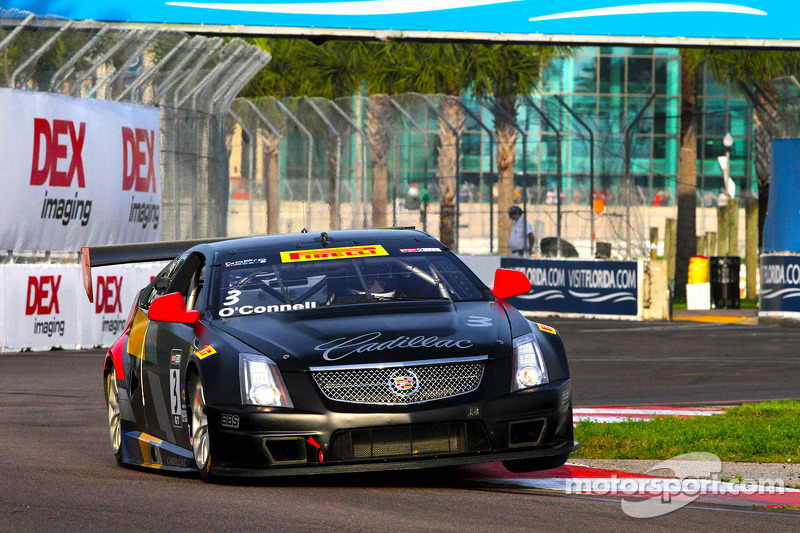 #3 Cadillac Racing CTS-V.R: Johnny O'Connell
