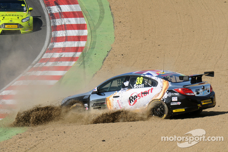 Warren Scott, Chrome Edition Restart Racing