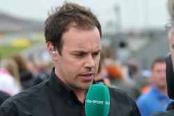 Paul O'Neill, ITV Commentator