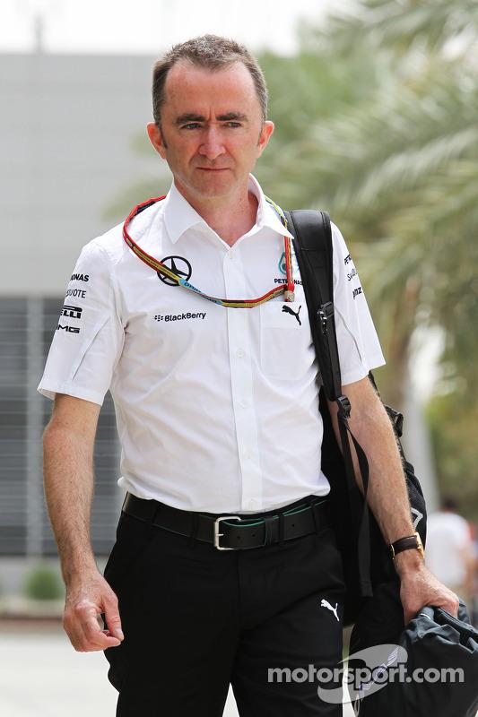 Paddy Lowe, Mercedes AMG F1, Geschäftsführer