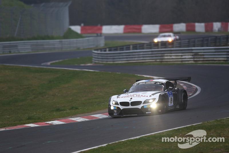 Dirk Werner, Dirk Muller, Lucas Luhr, Alexander Sims, BMW Sports Trophy Schubert Takımı, BMW Z4 GT3