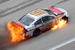 Trouble for Dale Earnhardt Jr., Hendrick Motorsports Chevrolet