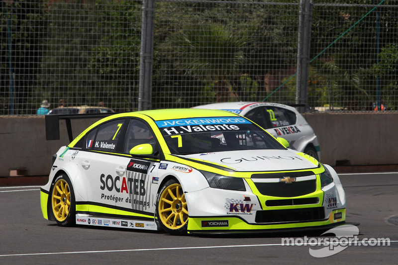 Hugo Valente, Chevrolet Cruze RML TC1, Campos Racing