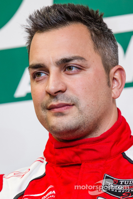 Ferrari Kuzey Amerika Basın konferansı: Alessandro Balzan