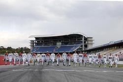Todos los pilotos de DTM 2014