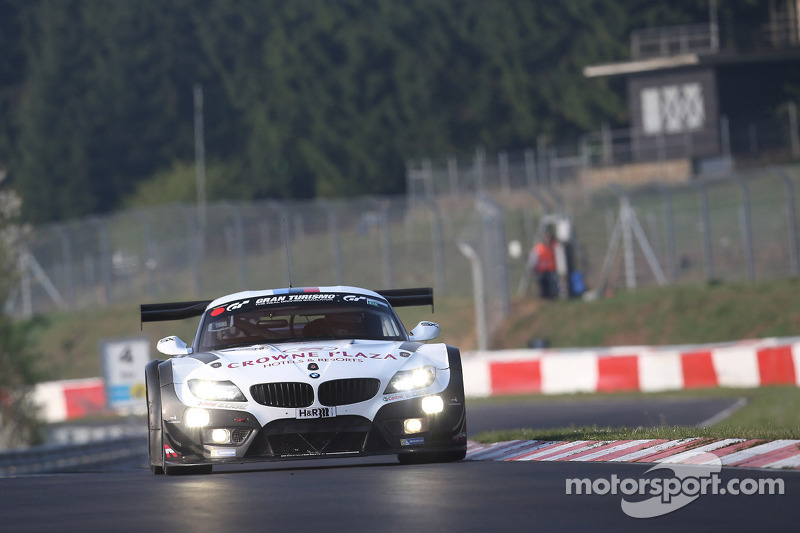 Jens Klingmann, Claudia Hurtgen, Martin Tomczyk, BMW Sports Trophy Team Schubert, BMW Z4 GT3